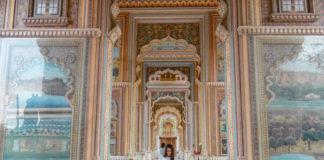 India Jaipur Patrika Gate Rajastan Passione passaporto