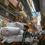 Old Dehli India Passione Passaporto