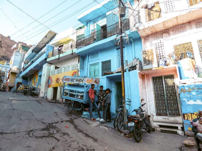 Jodhpur Rajastan India Passione Passaporto