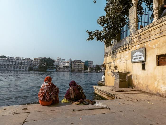Udaipur Rajastan India Passione Passaporto