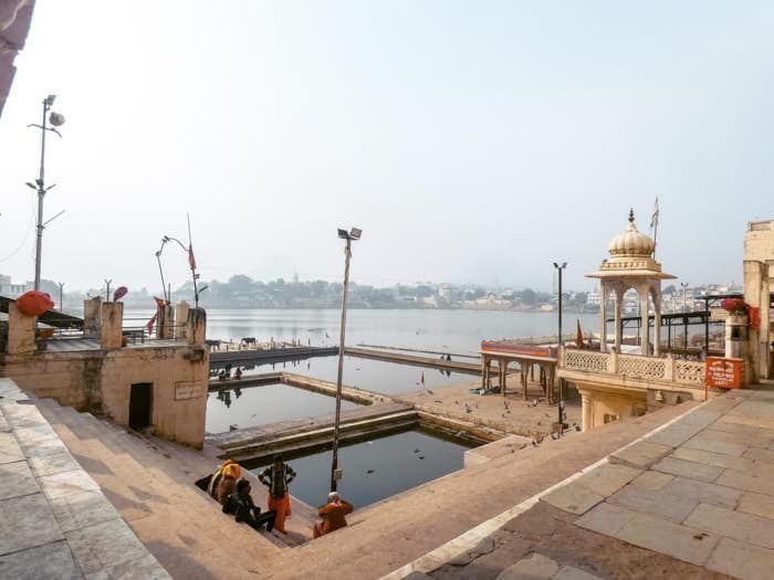 Pushkar Lake Rajastan India Passione Passaporto
