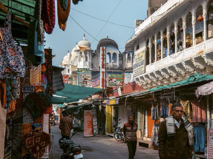 Pushkar Rajastan Passione Passaporto