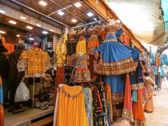 Bazar Pushkar Passione Passaporto