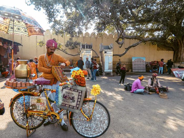 India Rajastan Passione Passaporto