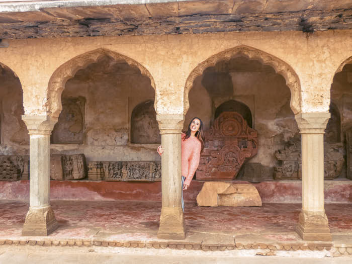 Chand Bhaori Abhaneri Agra india Passione