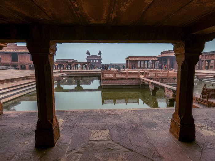 Fatehpur Sikri Rajastan India Passione Passaporto