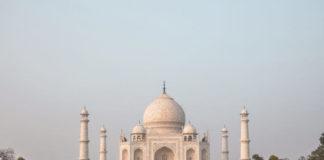 Taj Mahal Agra India Rajastan Passione Passaporto