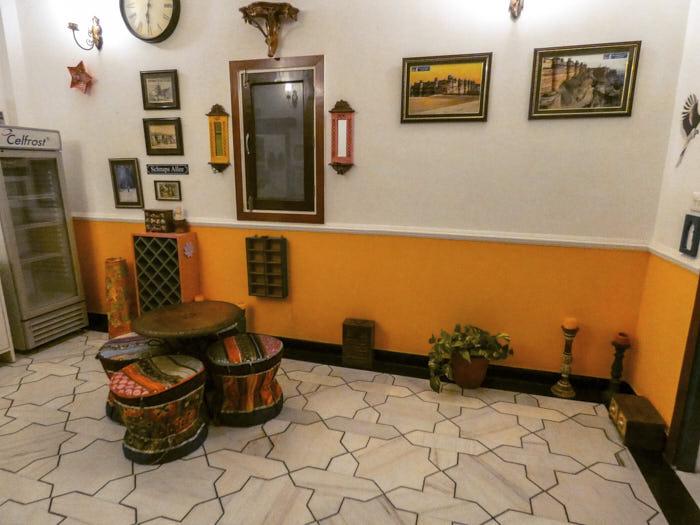 Coral Court Homestay Agra India Passione Passaporto