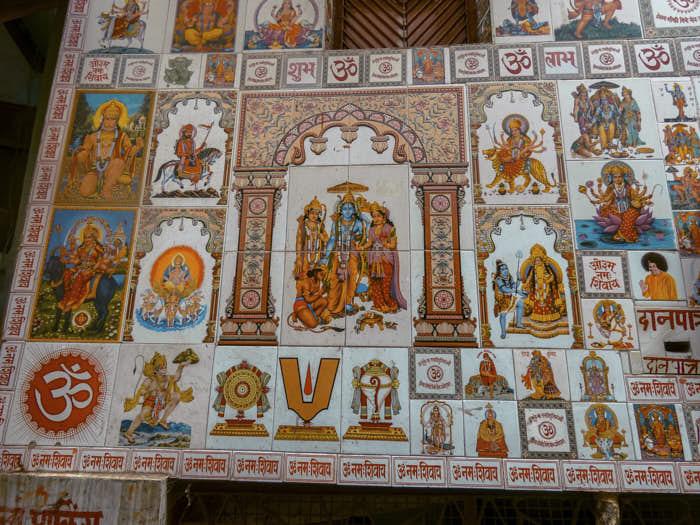 Induismo India Passione Passaporto