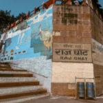 Raj Ghat Varanasi India Passione Passaporto