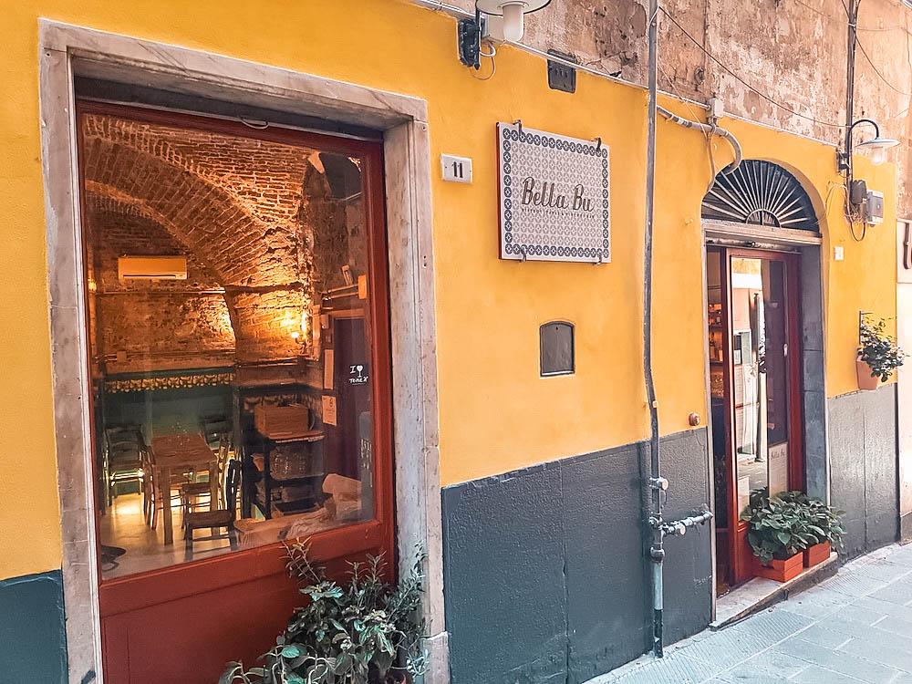 Bella Bu Aperitivo Genova Passione Passaporto