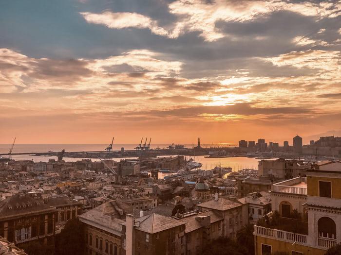 Aperitivo Genova Passione Passaporto
