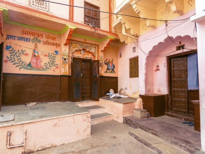 Pushkar India Rajastan Passione Passaporto