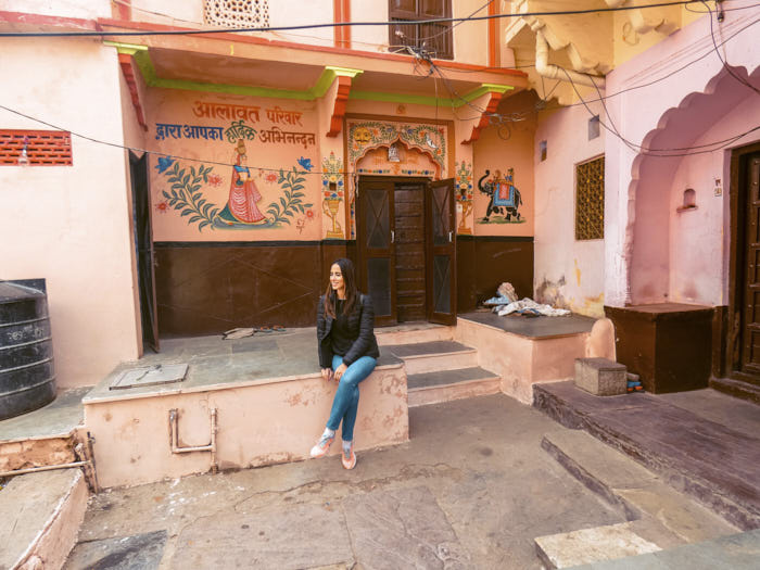 Pushkar India Passione Passaporto