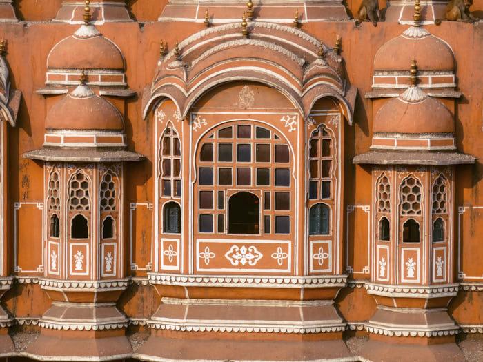 Jaipur Haha Mahal Rajastan India Passione Passaporto