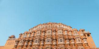 Jaipur Hawa Mahal Rajastan India Passione Passaporto