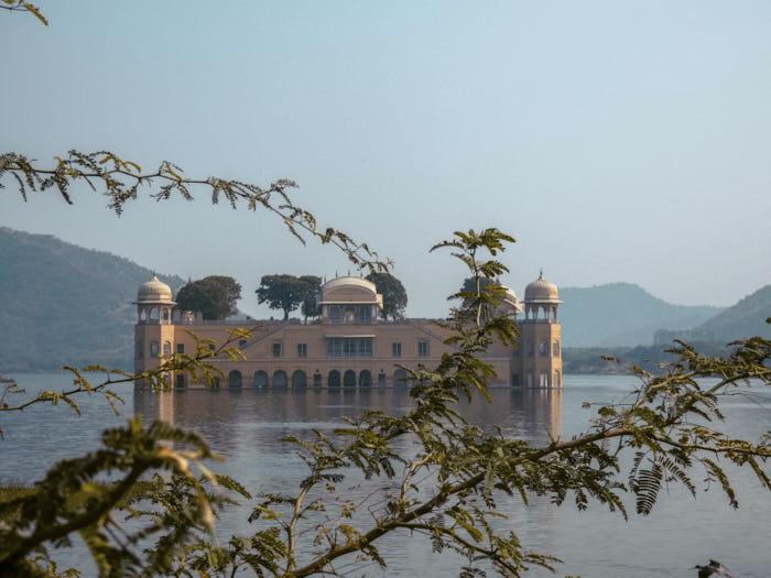 Jal Mahal Jaipur India Passione Passaporto