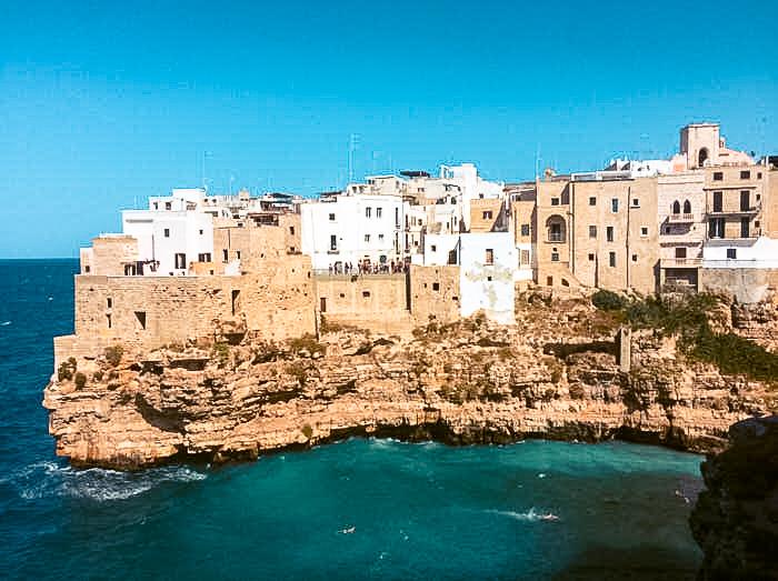 Polignano a Mare Puglia Passione Passaporto