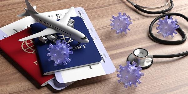 Coronavirus viaggi come spostarsi immagine blog Passione Passaporto