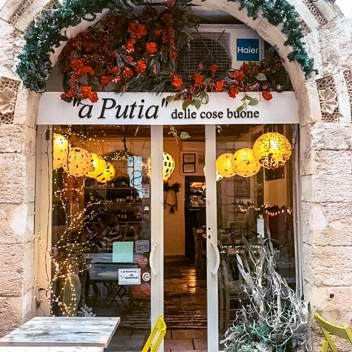 A Putia delle cose buone Ortigia Siracusa Sicilia Italia Passione Passaporto