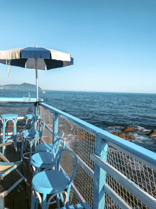 Monu Cafè Monumento Quarto dei Mille Genova Aperitivo Passione Passaporto