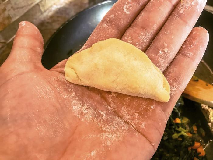 Gyoza Preparazione ricette dal mondo Passione Passaporto