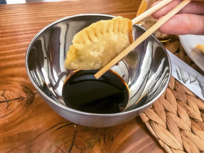 Gyoza ravioli giapponesi Ricette dal mondo Passione Passaporto