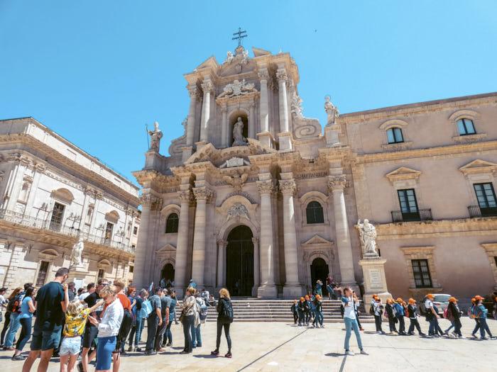 Duomo Ortigia Sicilia Italia Passione Passaporto