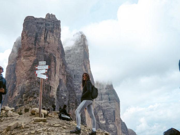Tre cime di Lavaredo Dolomiti Trentino Alto Adige Italia Passione Passaporto