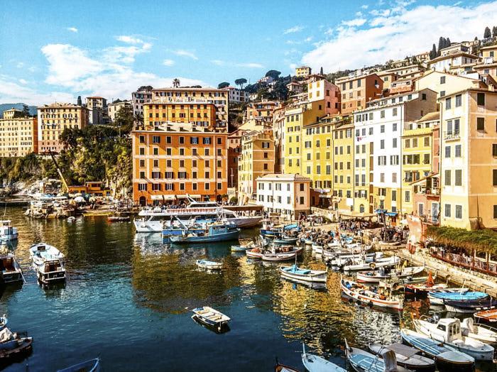 Camogli cosa fare Liguria Passione Passaporto