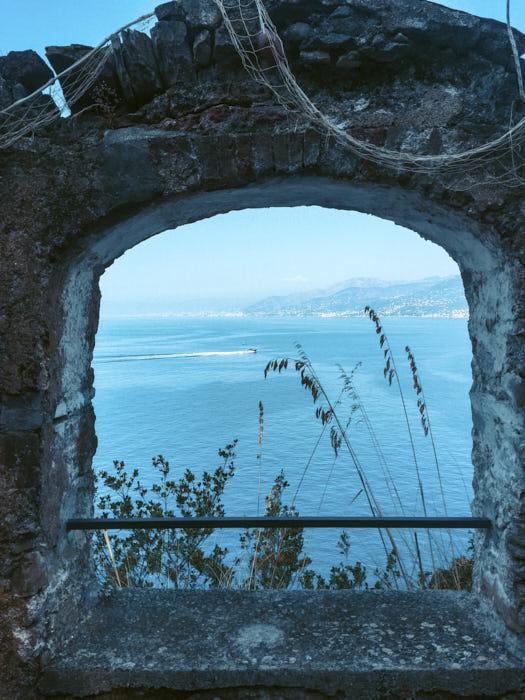 Punta Chiappa Stella Maris Camogli Liguria Passione Passaporto