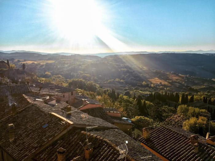 Cosa vedere in Toscana Montepulciano Italia Passione Passaporto