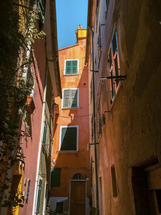 Zoagli Passeggiata Canevaro passeggiata mare Liguria Italia Passione Passaporto