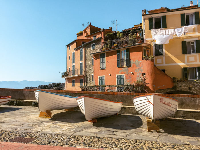 Tellaro Lerici Liguria Passione Passaporto