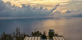 Dove fare aperitivo in Liguria Dai Muagetti San rocco di Camogli Liguria Italia Passione Passaporto