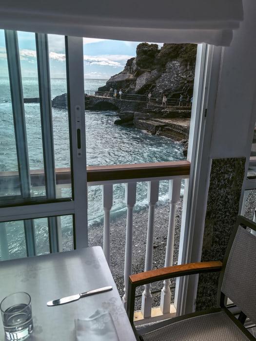 Ristorante L'Arenella Zoagli Liguria Passione Passaporto