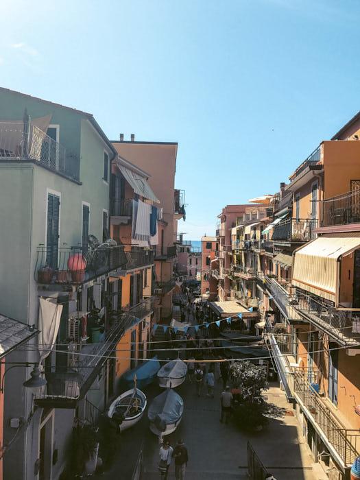 Cinque Terre Liguria Passione Passaporto