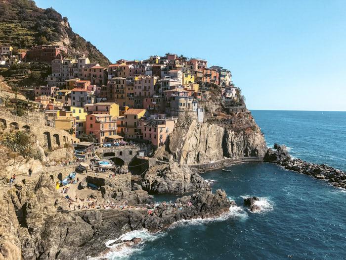 Manarola Cinque Terre Liguria Passione Passaporto