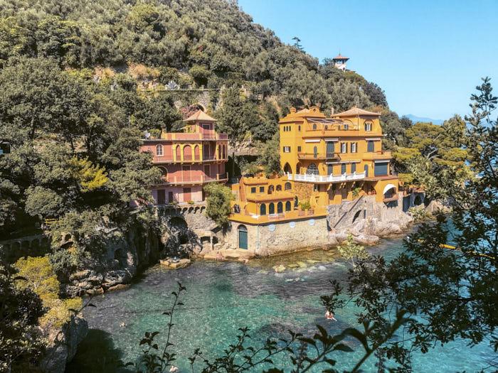 Portofino passeggiata Santa Margherita Ligure Paraggi Liguria Passione Passaporto