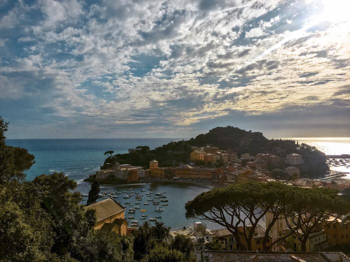Sestri Levante Baia del silenzio Cosa vedere in Liguria Italia Passione Passaporto