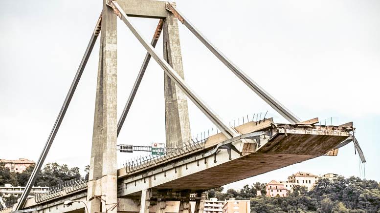 Ponte Morandi Genova Liguria ponte morandi Passione Passaporto