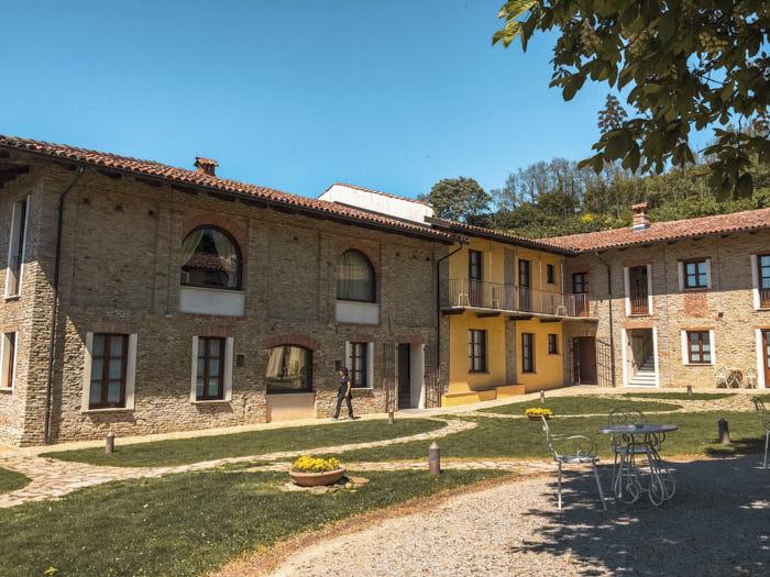 Relais Montemarino dove dormire nelle Langhe Piemonte Italia Passione Passaporto