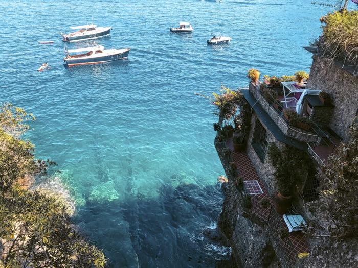 Da I Gemelli Portofino Liguria dove mangiare a Portofino Italia Passione Passaporto