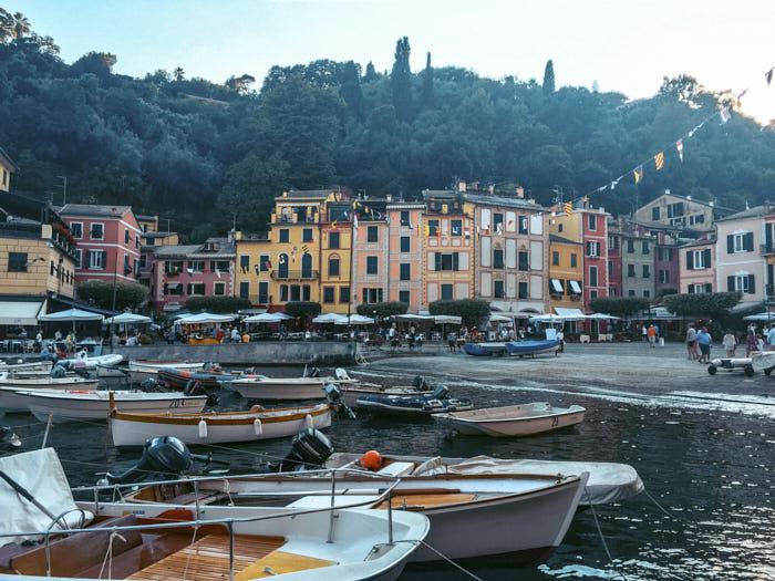 Cosa vedere a Portofino Piazzetta di Portofino Liguria Italia Passione Passaporto