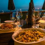 Dove mangiare a Genova sul mare Bagni La Rotonda Sori Genova Liguria Italia Passione Passaporto