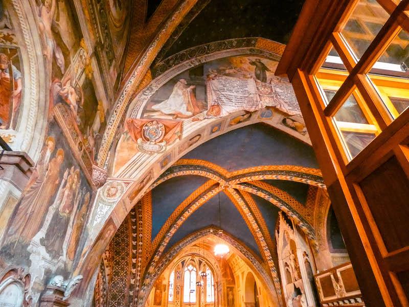 Basilica di San Francesco Assisi Umbria Italia Passione Passaporto cosa vedere ad assisi