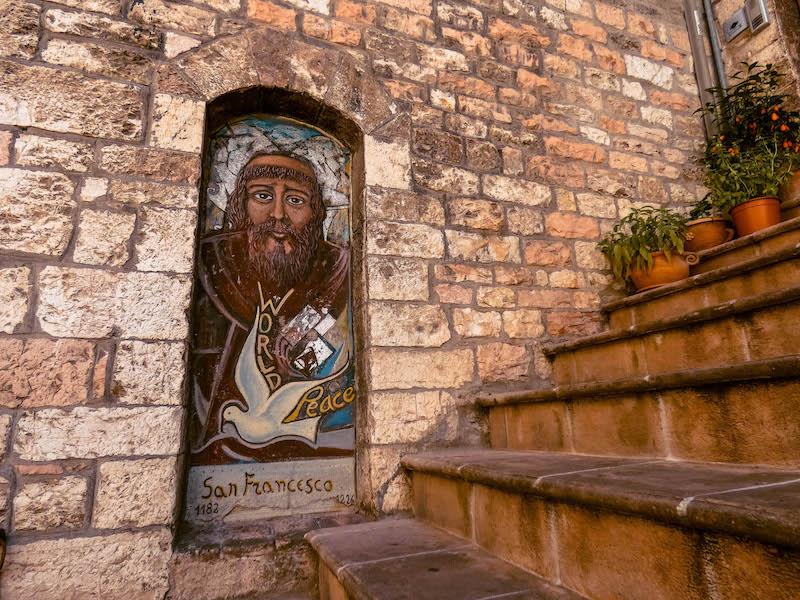 Basilica di Santa Chiara Assisi Cosa vedere ad Assisi Umbria Italia Passione Passaporto