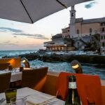 Dove mangiare a Genova sul mare Ristorante capo di santa chiara Boccadasse italia Passione Passaporto