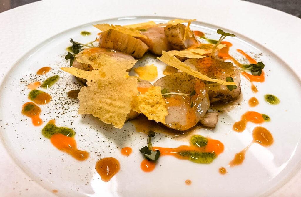 Dove mangiare a Genova vista mare Ristorante Santamonica Corso Italia Genova Italia Passione Passaporto