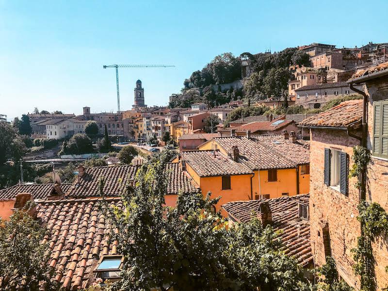 Dove dormire a Perugia La Casa Dei Pellari Cosa fare a Perugia Umbria Italia Passione Passaporto
